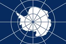 Флаг Антарктического договора
