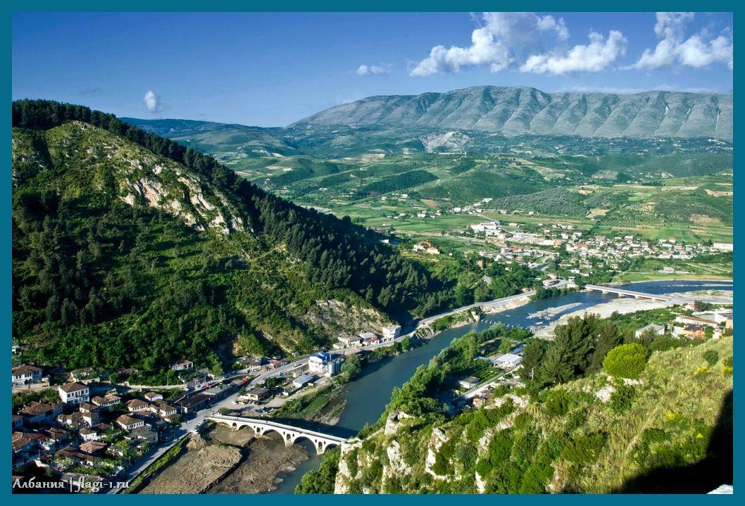 Albaniya. Fotografii 001 - Флаги стран - Албания. Код ISO — AL