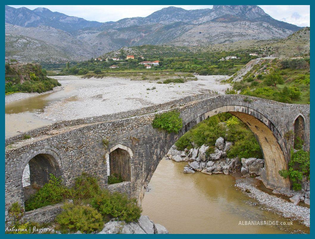 Albaniya. Fotografii 019 - Флаги стран - Албания. Код ISO — AL