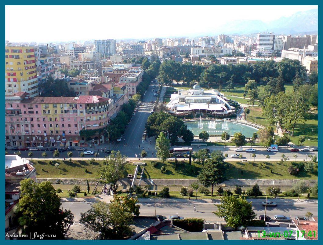 Albaniya. Fotografii 023 - Флаги стран - Албания. Код ISO — AL