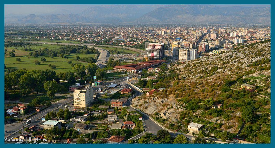 Albaniya. Fotografii 025 - Флаги стран - Албания. Код ISO — AL