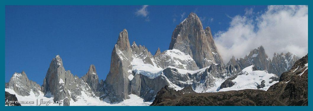 Argentina. Fotografii 011 - Флаги стран - Аргентина | AR