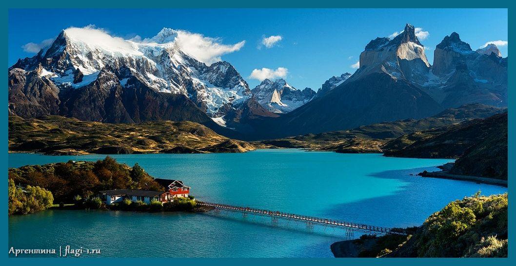 Argentina. Fotografii 027 - Флаги стран - Аргентина | AR