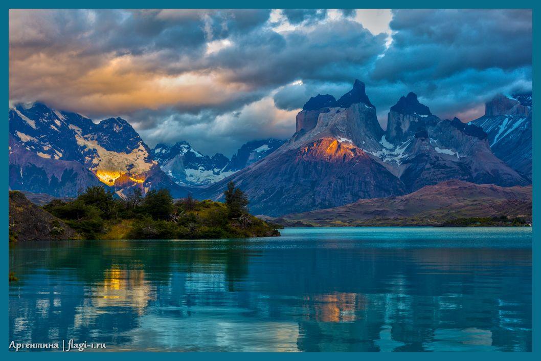 Argentina. Fotografii 028 - Флаги стран мира в HD! Цвета, значение и символика флагов - Аргентина   AR