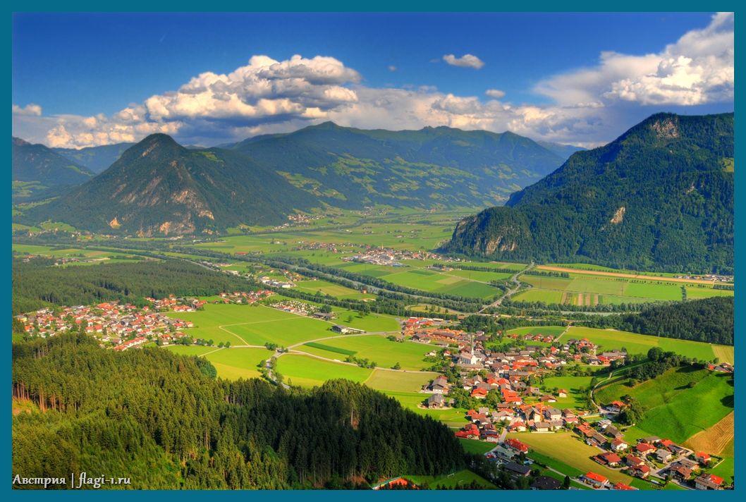 Avstriya. Fotografii 013 - Флаги стран мира в HD! Цвета, значение и символика флагов - Австрия | AT