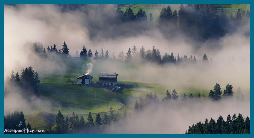 Avstriya. Fotografii 020 - Флаги стран мира в HD! Цвета, значение и символика флагов - Австрия | AT