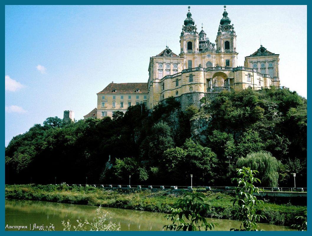 Avstriya. Fotografii 028 - Флаги стран мира в HD! Цвета, значение и символика флагов - Австрия | AT