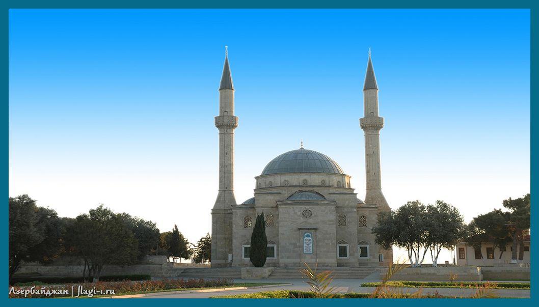 Azerbajdzhan. Fotografii 014 - Флаги стран мира в HD! Цвета, значение и символика флагов - Азербайджан | AZ
