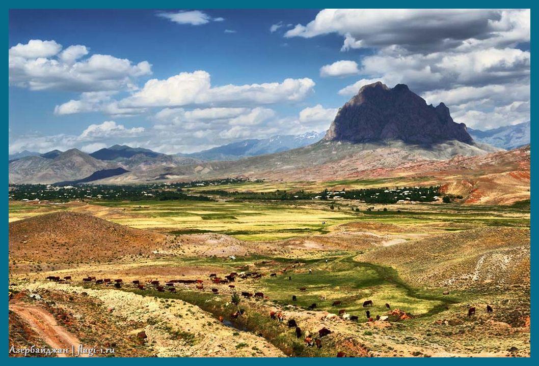 Azerbajdzhan. Fotografii 016 - Флаги стран мира в HD! Цвета, значение и символика флагов - Азербайджан | AZ