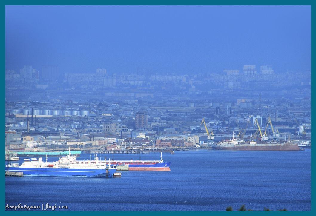 Azerbajdzhan. Fotografii 018 - Флаги стран мира в HD! Цвета, значение и символика флагов - Азербайджан | AZ