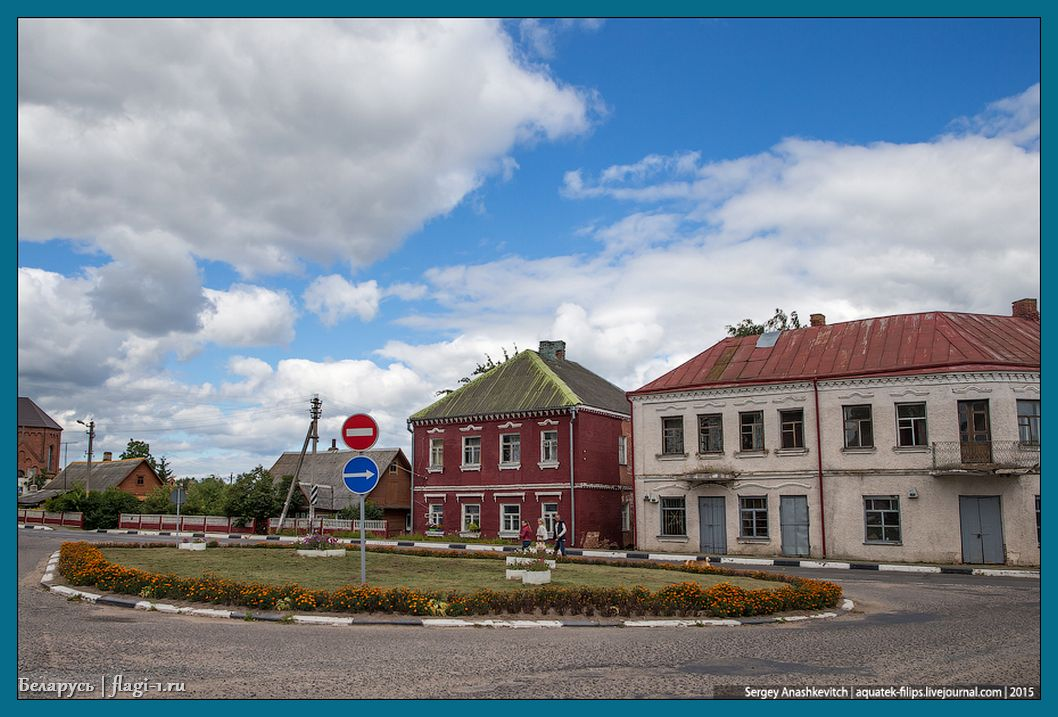 Belarus. Foto 002 - Флаги стран мира в HD! Цвета, значение и символика флагов - Беларусь | BY