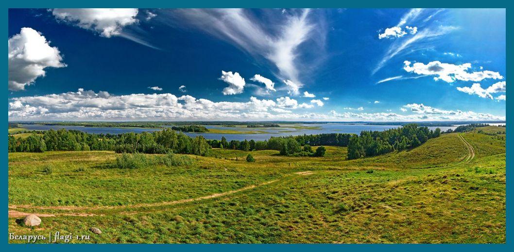 Belarus. Foto 009 - Флаги стран мира в HD! Цвета, значение и символика флагов - Беларусь | BY