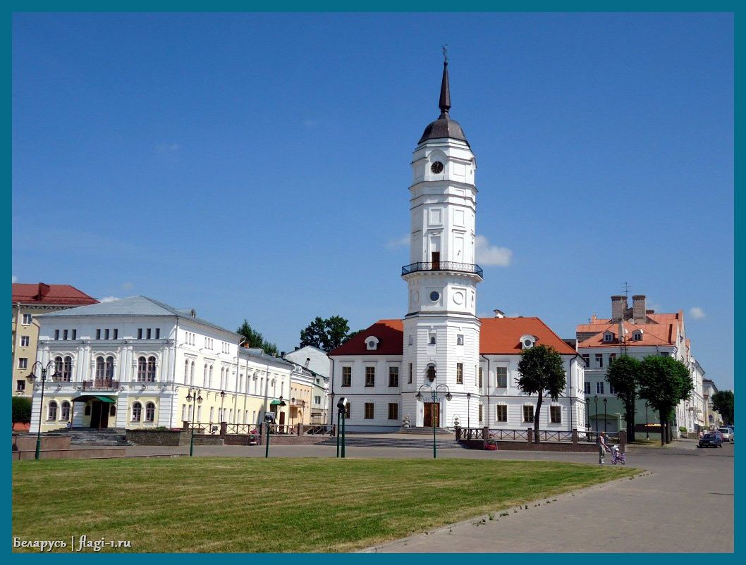 Belarus. Foto 013 - Флаги стран - Беларусь | BY