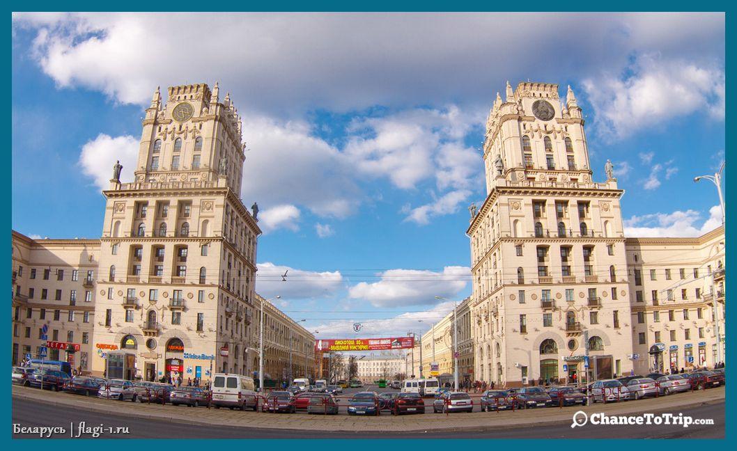 Belarus. Foto 017 - Флаги стран мира в HD! Цвета, значение и символика флагов - Беларусь | BY