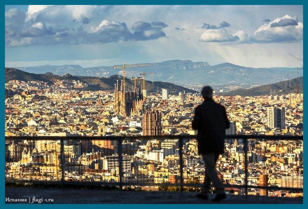 Ispaniya. Fotografii 030 - Флаги стран мира в HD! Цвета, значение и символика флагов - Испания | ES