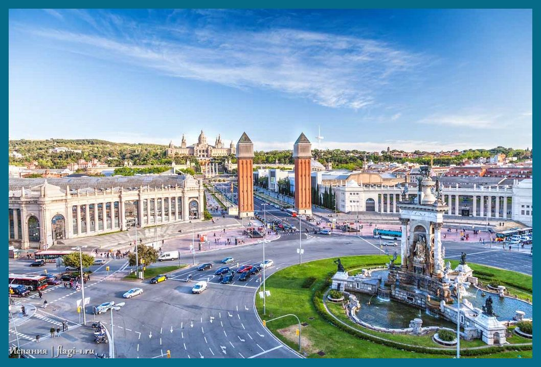 Ispaniya. Fotografii 033 - Флаги стран мира в HD! Цвета, значение и символика флагов - Испания | ES