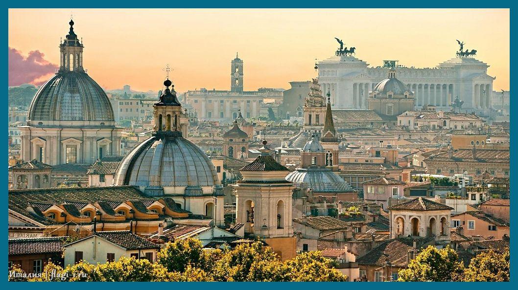 Italiya. Fotografii 005 - Флаги стран - Италия | IT