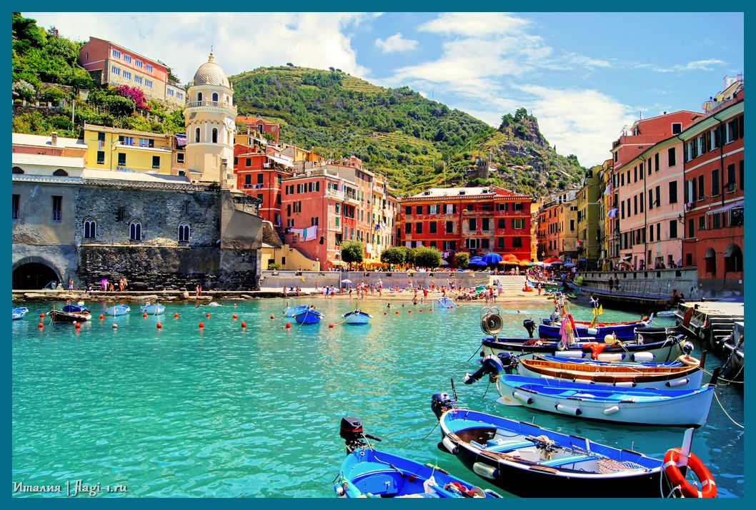 Italiya. Fotografii 017 - Флаги стран - Италия | IT