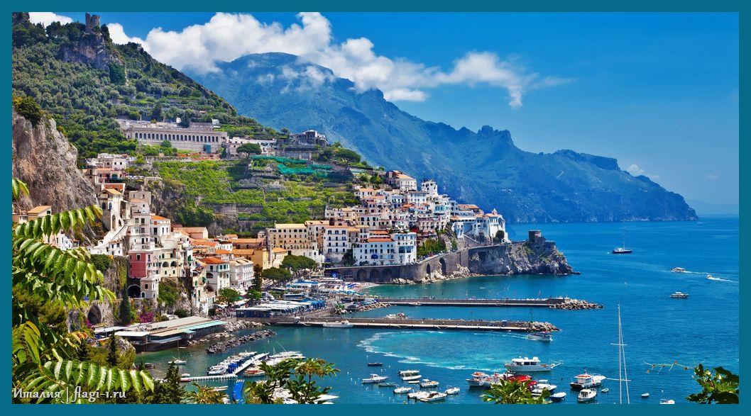 Italiya. Fotografii 024 - Флаги стран - Италия | IT