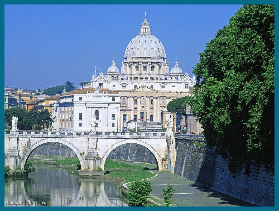 Italiya. Fotografii 045 - Флаги стран - Италия | IT