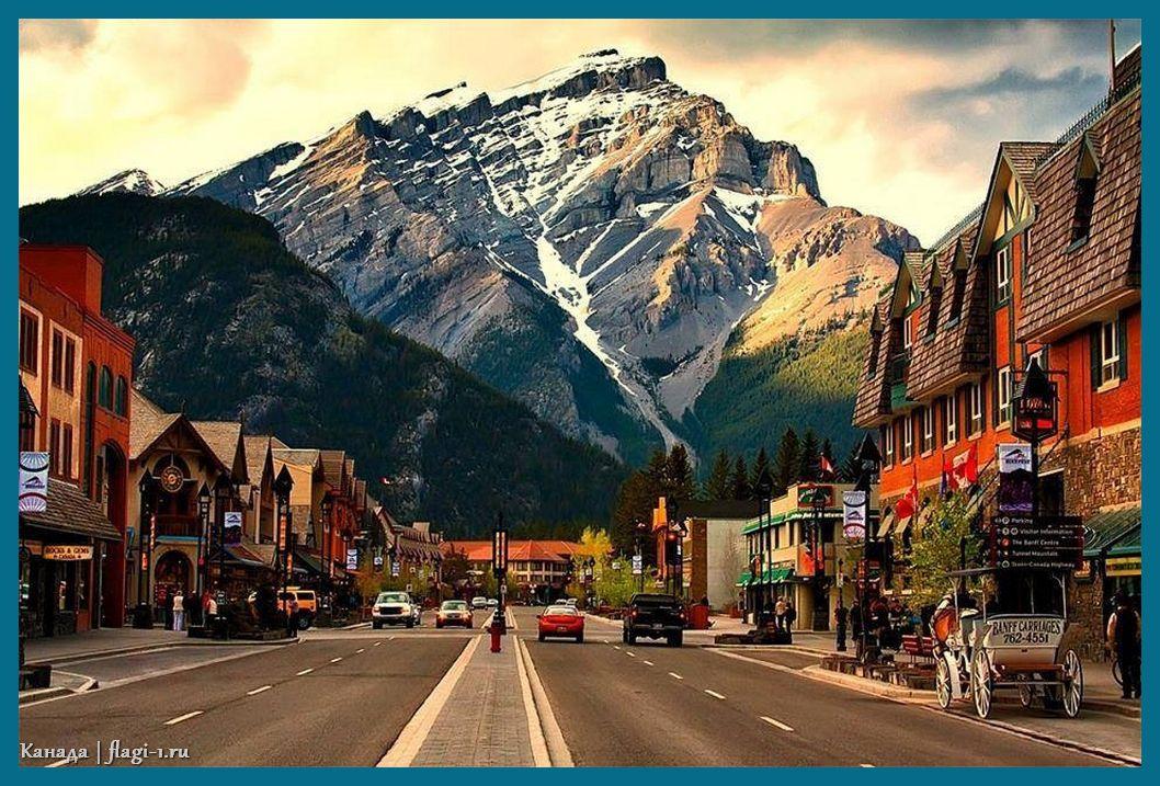 Kanada. Fotografii 002 - Флаги стран мира в HD! Цвета, значение и символика флагов - Канада | CA