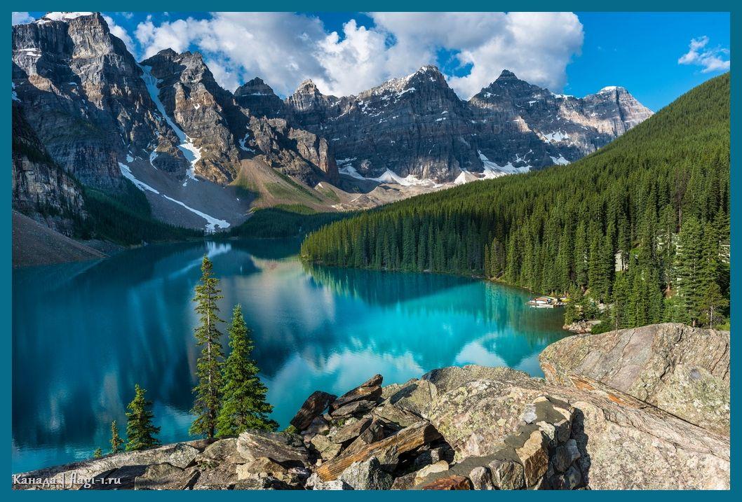Kanada. Fotografii 007 - Флаги стран мира в HD! Цвета, значение и символика флагов - Канада | CA
