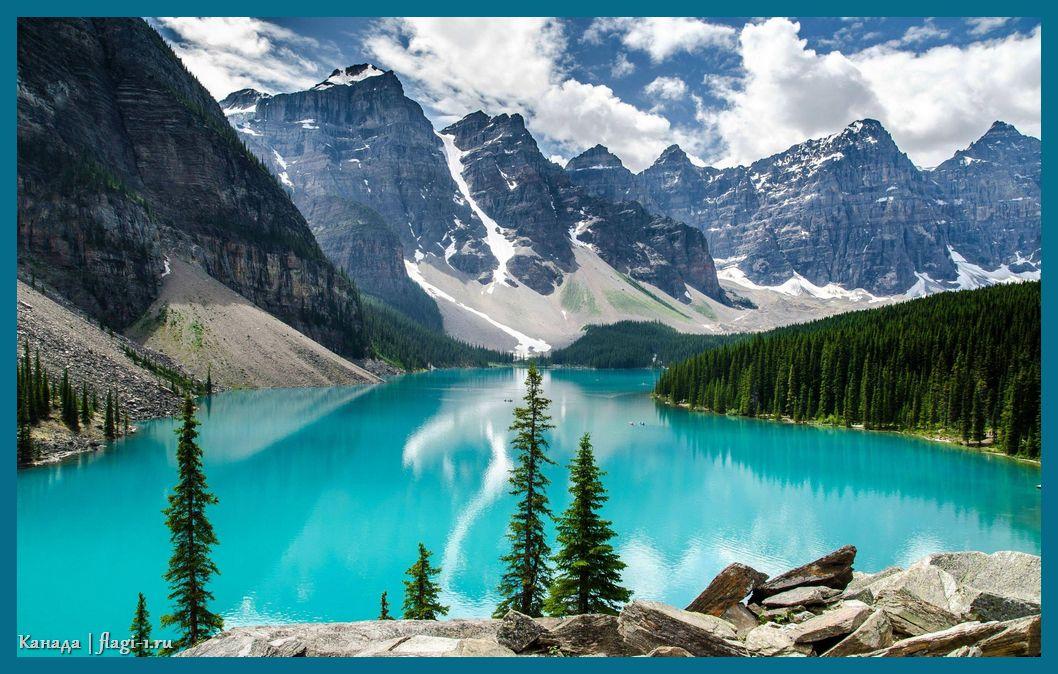 Kanada. Fotografii 024 - Флаги стран мира в HD! Цвета, значение и символика флагов - Канада | CA