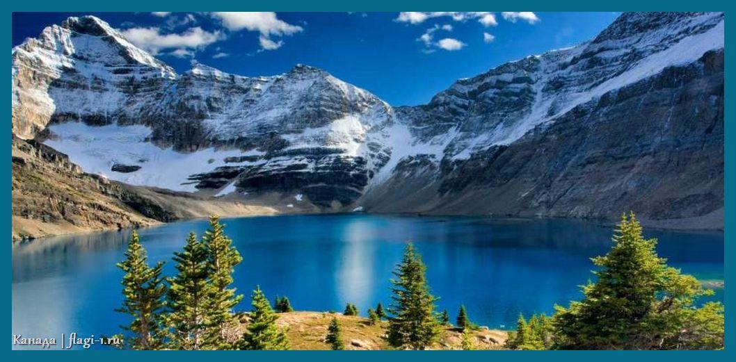Kanada. Fotografii 033 - Флаги стран мира в HD! Цвета, значение и символика флагов - Канада | CA