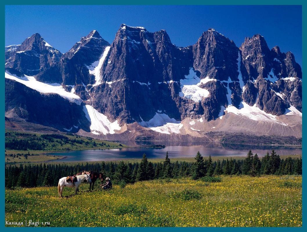 Kanada. Fotografii 037 - Флаги стран мира в HD! Цвета, значение и символика флагов - Канада | CA