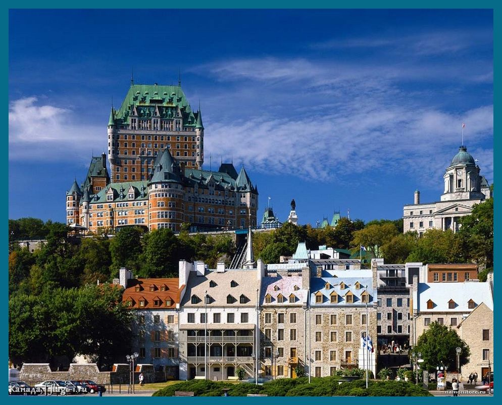 Kanada. Fotografii 045 - Флаги стран мира в HD! Цвета, значение и символика флагов - Канада | CA