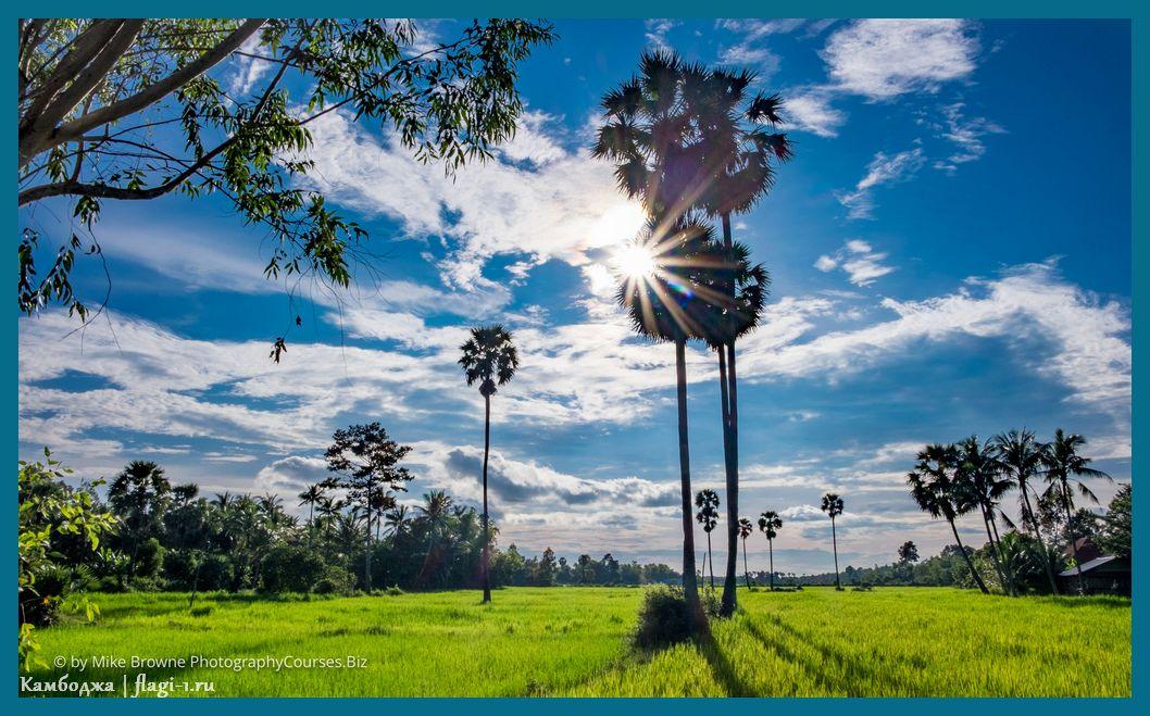 Strana Kambodzha fotografii. Flagi stran mira 10 - Флаги стран - Камбоджа   KH