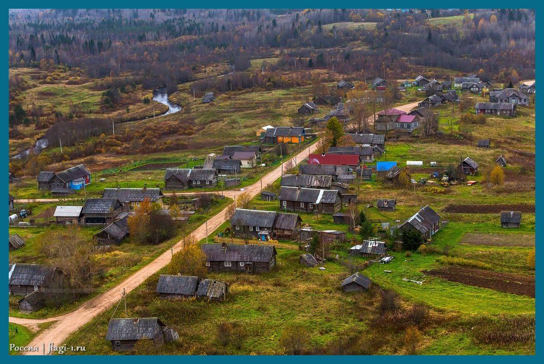 Strana Rossiya fotografii. Flagi stran mira 14 - Флаги стран - Россия | RU