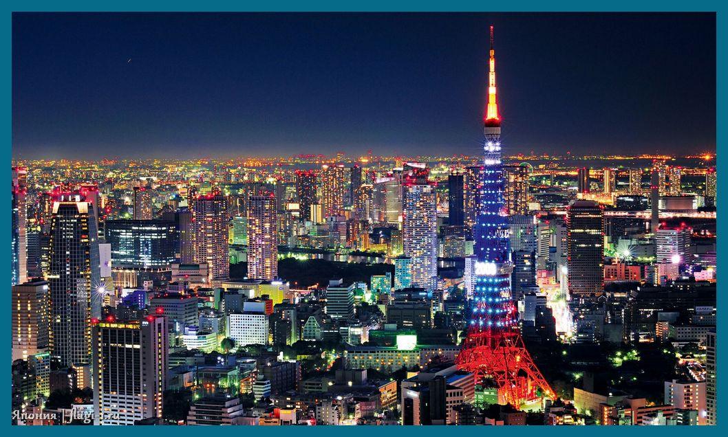 Strana YAponiya fotografii. Flagi stran mira 14 - Флаги стран мира в HD! Цвета, значение и символика флагов - Япония JP