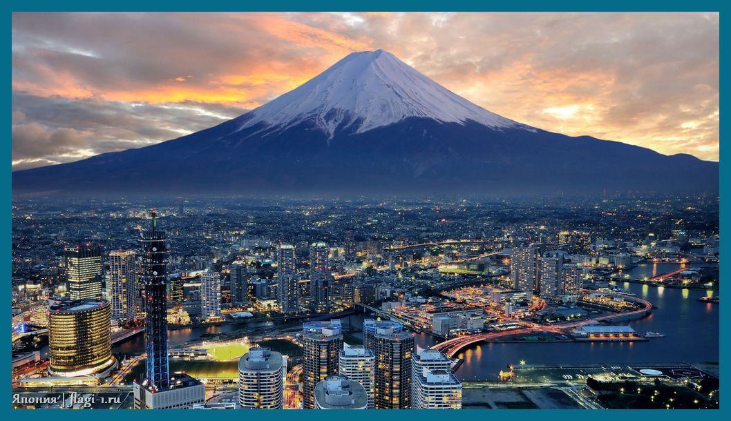 Strana YAponiya fotografii. Flagi stran mira 16 - Флаги стран мира в HD! Цвета, значение и символика флагов - Япония JP
