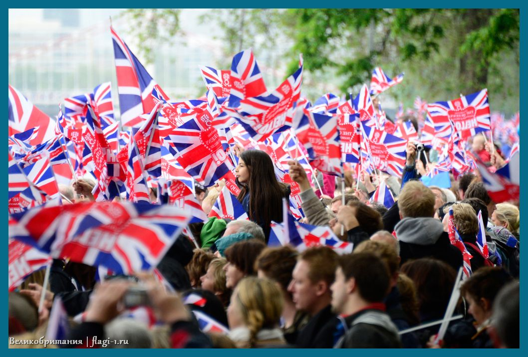 Velikobritaniya. Foto 005 - Флаги стран - Великобритания | GB