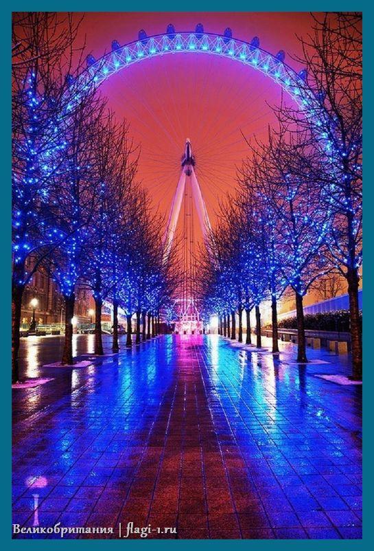 Velikobritaniya. Foto 007 - Флаги стран - Великобритания | GB