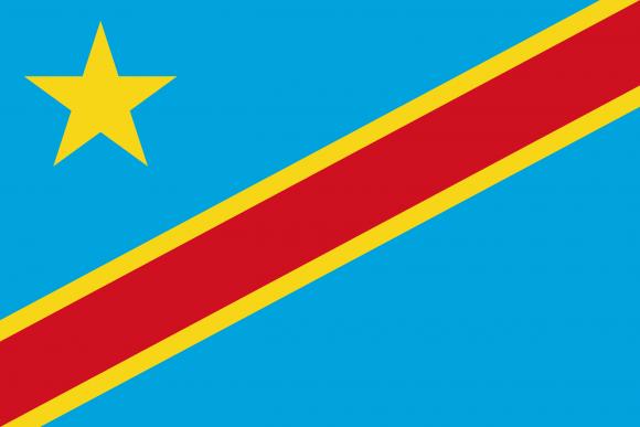 cd 1 - Флаги стран - Конго (Демократическая Республика) CD