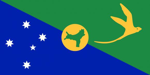 cx 1 - Флаги стран мира в HD! Цвета, значение и символика флагов - Остров Рождества | CX