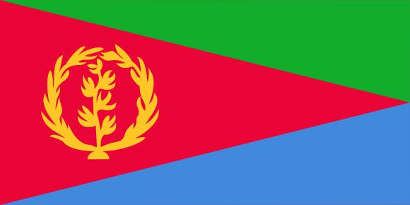 er 1 - Флаги стран - Эритрея | ER