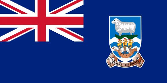 fk - Флаги стран мира в HD! Цвета, значение и символика флагов - Фолклендские острова (Мальвинские) | FK