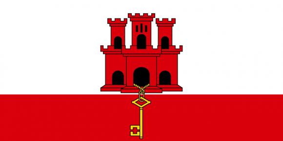 gi 1 - Флаги стран мира в HD! Цвета, значение и символика флагов - Гибралтар | GI
