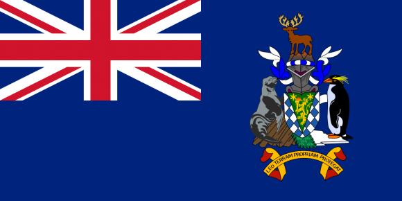 gs 1 - Флаги стран мира в HD! Цвета, значение и символика флагов - Южная Георгия и Южные Сандвичевы острова | GS