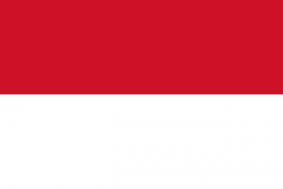 id 1 - Флаги стран - Индонезия | ID