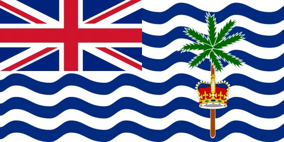 io 1 - Флаги стран мира в HD! Цвета, значение и символика флагов - Британская территория в Индийском океане | IO