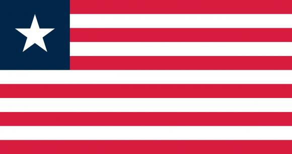 lr 1 - Флаги стран - Либерия | LR