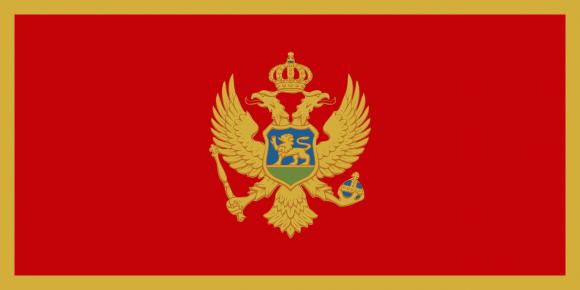 me 1 - Флаги стран мира в HD! Цвета, значение и символика флагов - Черногория | ME