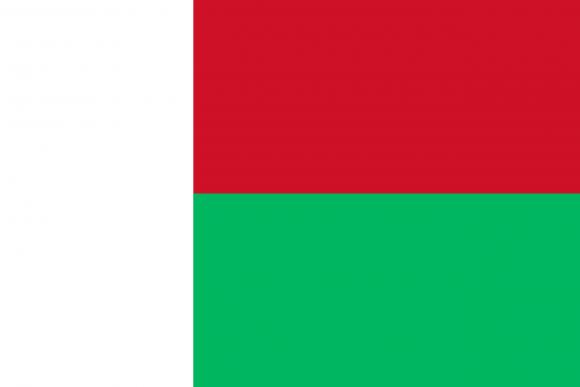 mg 1 - Флаги стран - Мадагаскар | MG