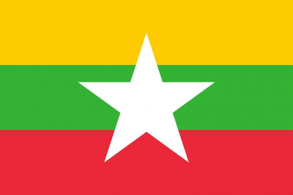 mm 1 - Флаги стран мира в HD! Цвета, значение и символика флагов - Мьянма | MM