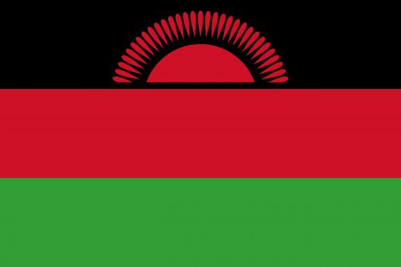 mw 1 - Флаги стран - Малави | MW