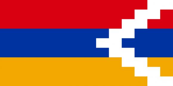 nkr 1 - Флаги стран мира в HD! Цвета, значение и символика флагов - Нагорно-Карабахская Республика | NKR